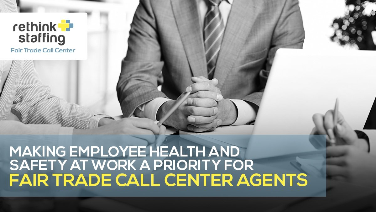 Employee-Health-Safety-at-Work-Priority-Fair-Trade-Call-Center-Agents
