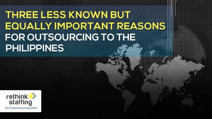 3 less known but equally important reasons to outsource