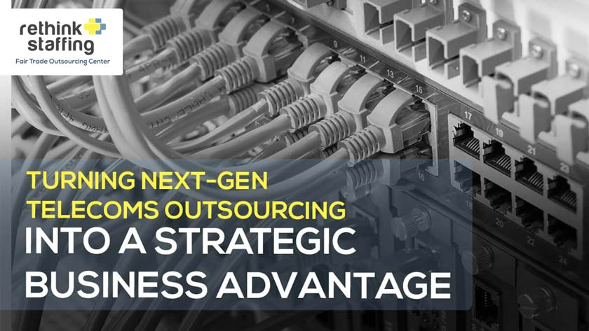 Turning Next-Gen Telecom Services Outsourcing Into Strategic Business Advantage