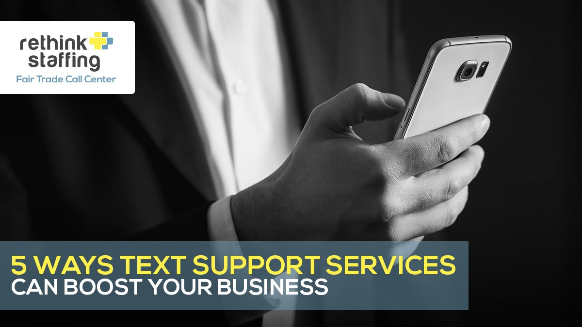 5 Ways Text Support Services Can Boost Your Business