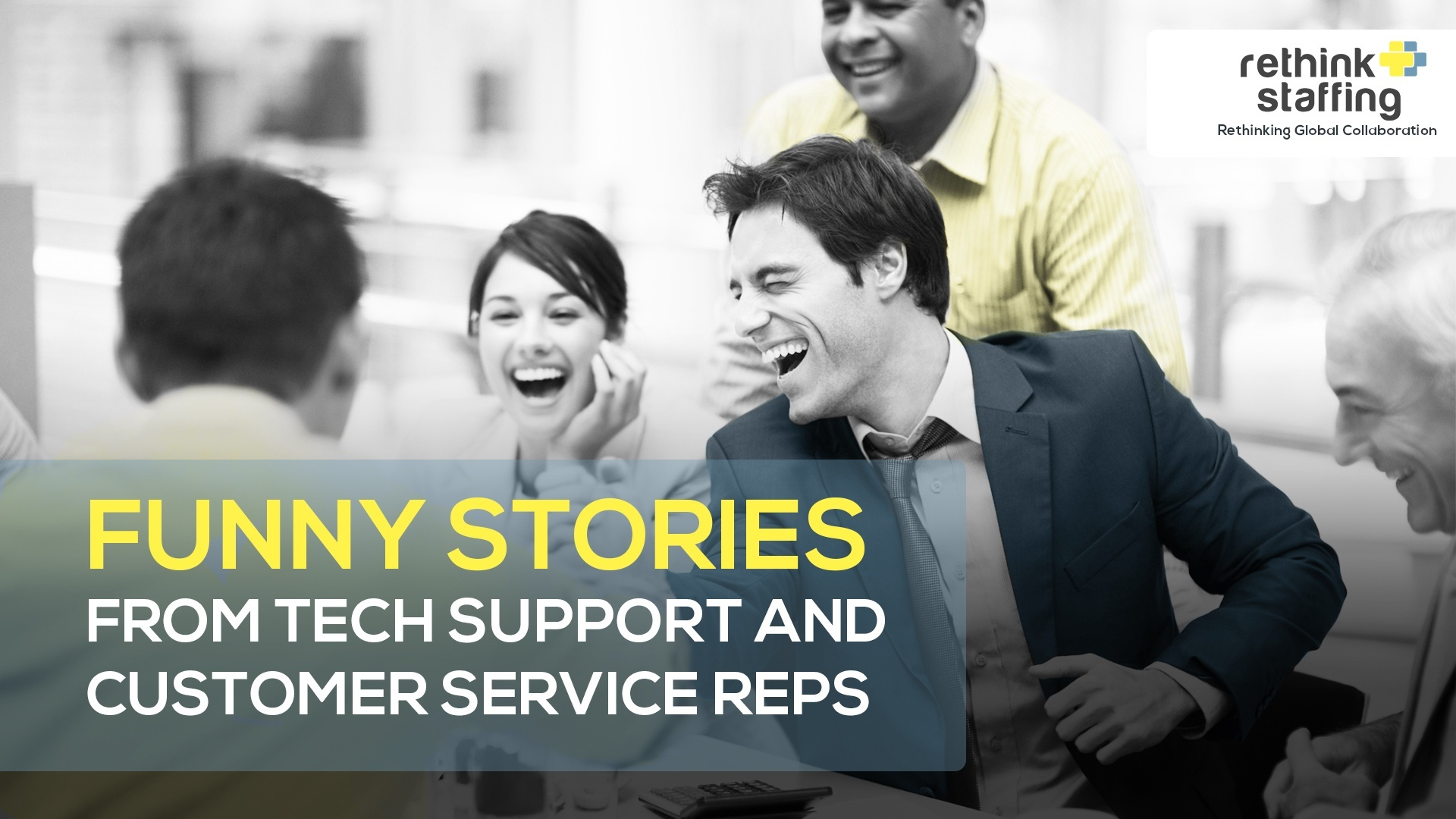 Funny Stories from Tech Support and Customer Service Reps