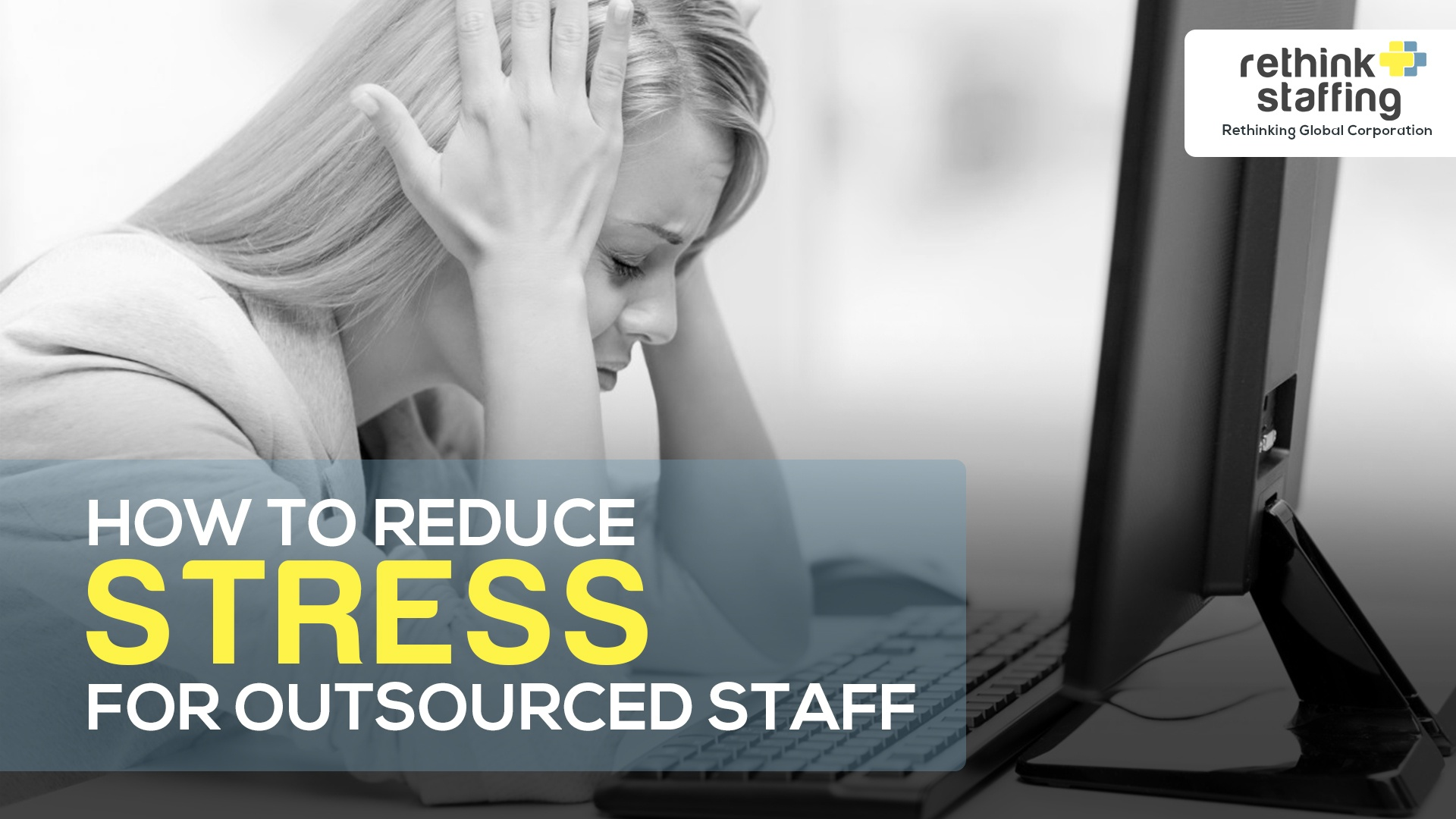 How to Reduce Work Stress for Impact Sourcing Workers