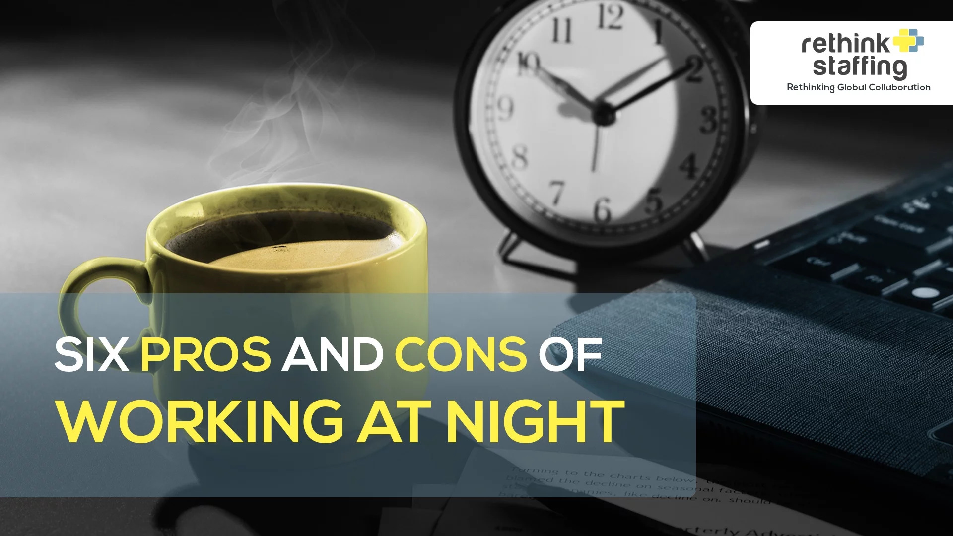 Six Pros and Cons of Working at Night Plus Infographic