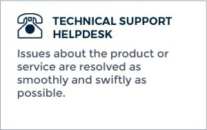 Operations and Technical Support - Help Desk