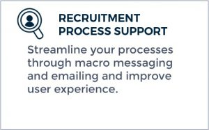 Operations and Technical Support - Recruitment Process Support