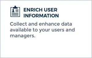Outsourcing Data Enrichment - Enrich User Information