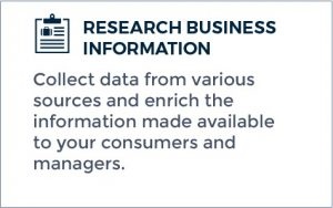 Outsourcing Data Enrichment - Research Business Information