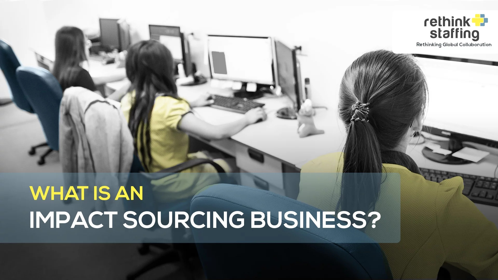 What is an Impact Sourcing Business