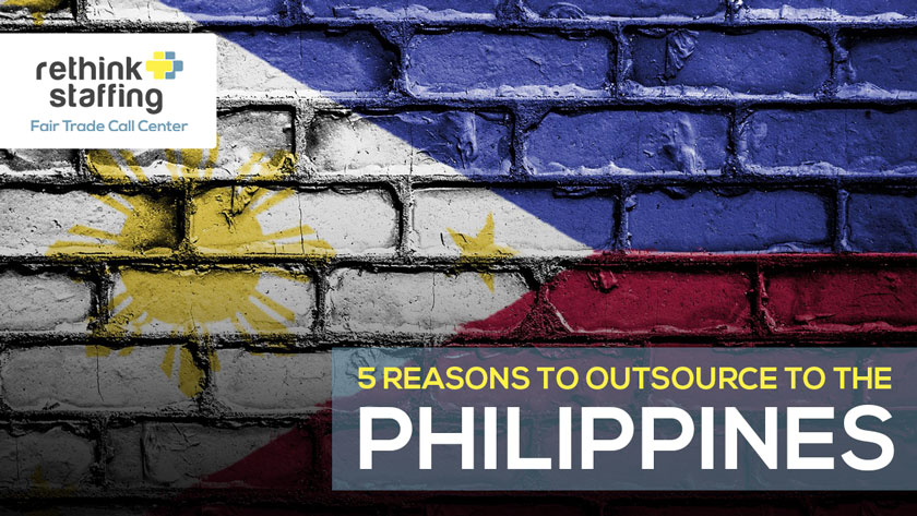 Five Reasons to Outsource to the Philippines