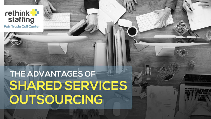 Three Advantages of Shared Services Outsourcing