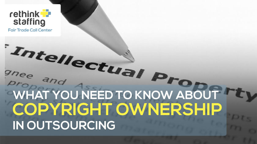What You Need to Know About Copyright Ownership in Outsourcing