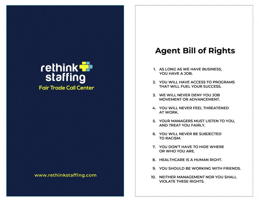 Rethink Staffing ABOR Card