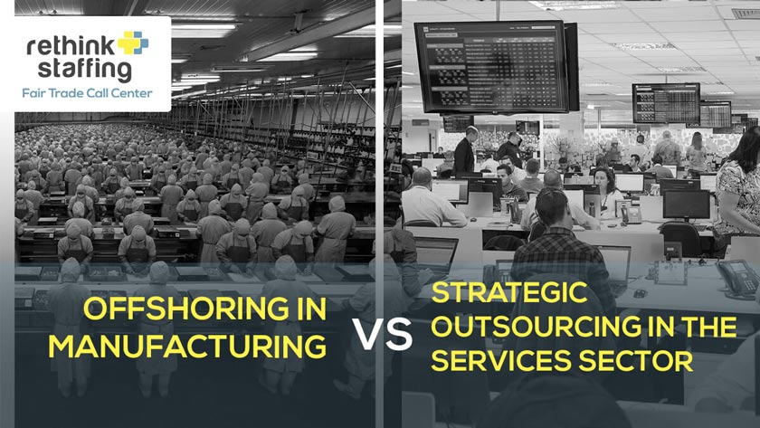 Offshore Outsourcing Manufacturing Strategic Outsourcing Services