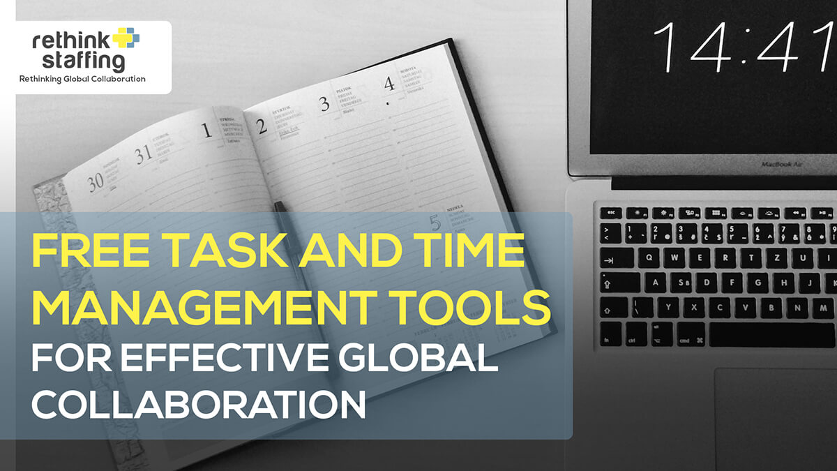 Free Task and Time Management Tools for Effective Global Collaboration