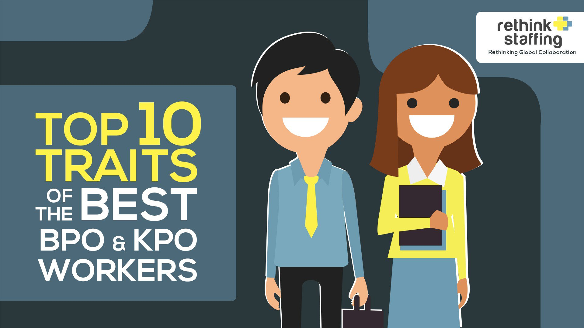 Top 10 Traits of the Best BPO and KPO Workers