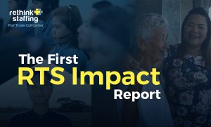 First RTS Impact Report