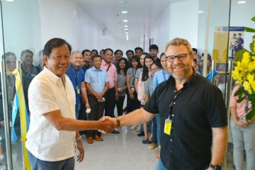 Fair Trade Outsourcing Opens New Production Floor in Iloilo City